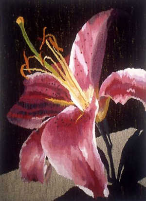 Jane Hoffman Lily Tapestry
